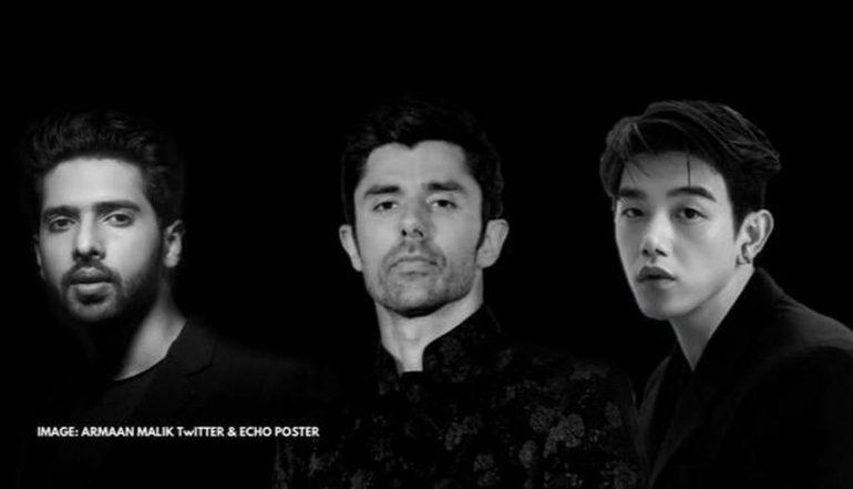 Armaan Malik, Eric Nam, KSHMR, 신곡 'K-pop Meet I-pop'Echo에 협력
