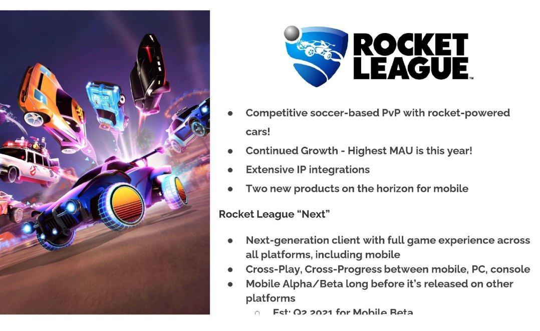 Dory Rocket Epic 문서