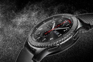 Galaxy Gear S3와 Gear Sport의 먼지를 제거 할 시간입니다!  삼성은 오래된 스마트 워치를 업데이트하고 있습니다