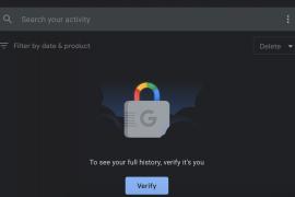 Google 검색 기록을 비밀번호로 보호하고 비밀을 숨기는 방법