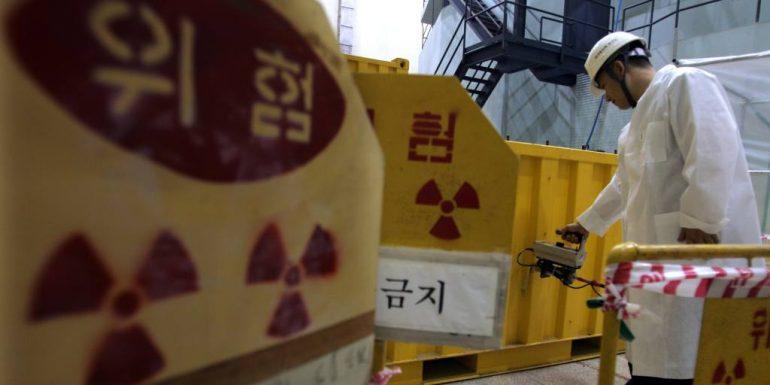 북한 핵, 남한의 원자력 연구를 표적으로 삼다