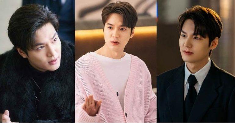 스크린 속 이민호가 한국에서 가장 스타일리시 한 배우임을 증명하는 것 같다