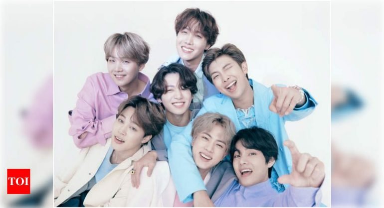 육군은 BTS # 8YearsOf를 기념합니다.  한국 보이 밴드를 향한 진심 어린 소원    K-pop 영화 뉴스