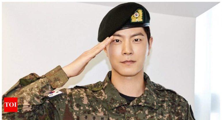 """홍종현은 병역 면제를 받았다.  팬들은 """"환영합니다""""라고 말합니다."""