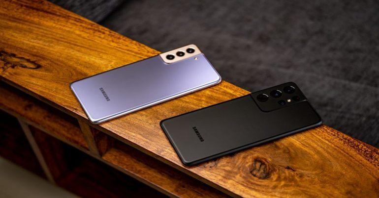 삼성 갤럭시 S22는 갤럭시 Z 폴드 3가 기술을 강조하는 경향이 있어도 하단 카메라를 건너 뛸 것입니다