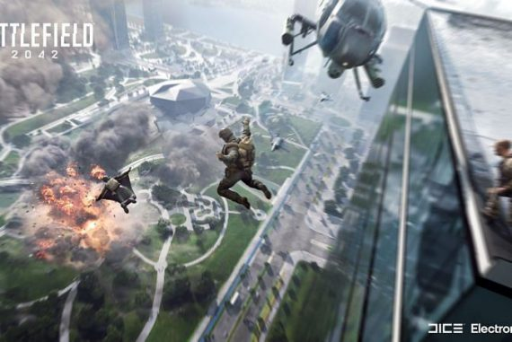 Developers have refused to make any official comment on the potential crossplay within Battlefield 2042 (Image via Electronic Arts)
