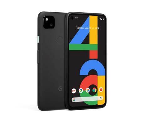 5 번 |  Google Pixel 4a : Pixel 4a는 전면에 8MP 카메라 센서와 함께 5.8 인치 OLED 디스플레이를 갖추고 있으며 Qualcomm Snapdragon 730G 모바일 플랫폼으로 구동됩니다.