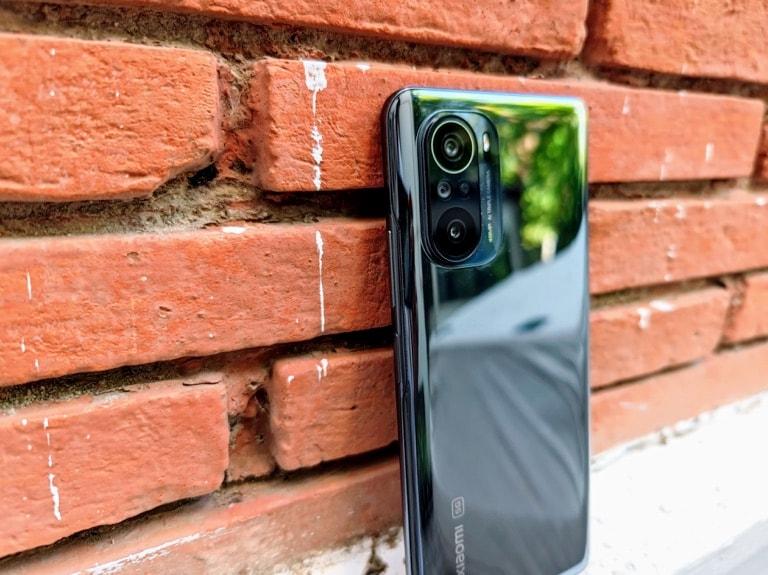 아니오 9 |  Xiaomi Mi 11 Ultra |  스마트 폰은 Qualcomm Snapdragon 888 SoC에서 실행되며 약 Rs 70,000입니다.  (배우 사진 : Sahel Mohan Gupta)