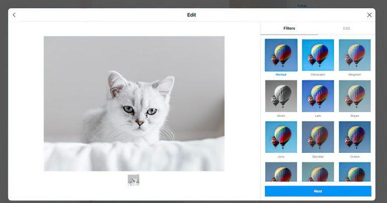 Instagram은 마침내 사용자가 데스크톱에서 사진을 게시 할 수있게합니다