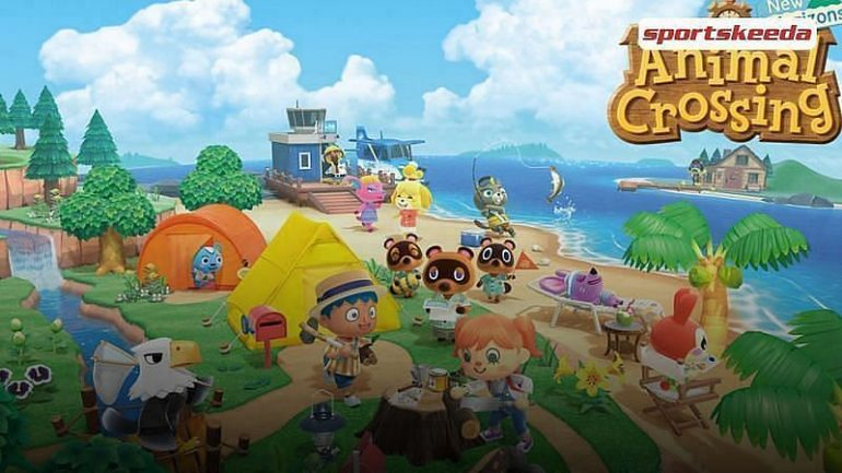 The month of July will see the arrival and the departure of a roster of bugs, fish, and deep-sea creatures in Animal Crossing: New Horizons (Image via Sportskeeda)