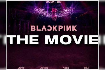 BLACKPINK, 8 월 공개 전에 첫 번째 '영화'포스터 공개 블링크는 진정 할 수 없다 |  K-pop 영화 뉴스