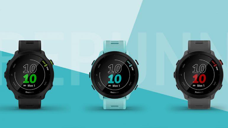 Garmin Forerunner 55 Smartwatch가 인도에서 Rs 20,990으로 출시되었습니다.