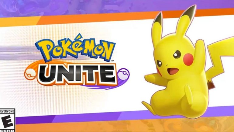 Pokemon Unite는 직장에서 피카츄를 제공합니다.