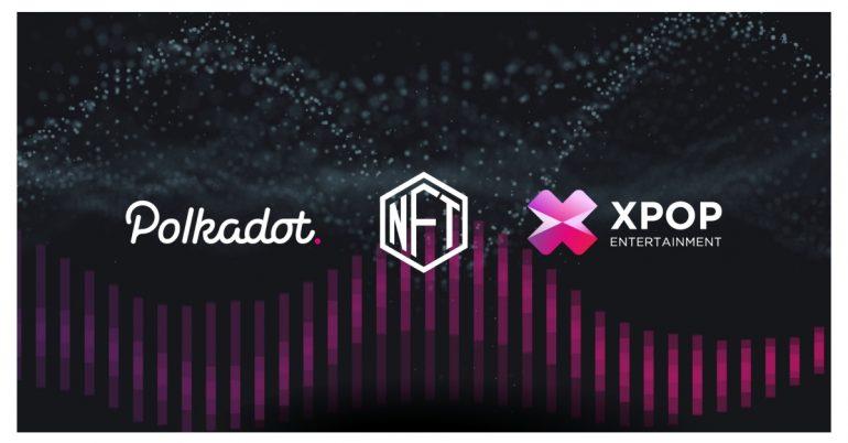 XPOP, 세계 최초의 Polkadot 기반 NFT 엔터테인먼트 마켓 플레이스 출시