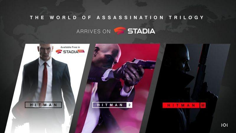 Hitman World of Assassations Trilogy가 최고의 게임 3부작 중 하나입니까?  - 시스템 전쟁 - GameSpot