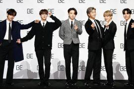 방탄소년단은 한국의 문화, 엔터테인먼트, 뉴스 및 주요 기사를 위한 특사입니다.