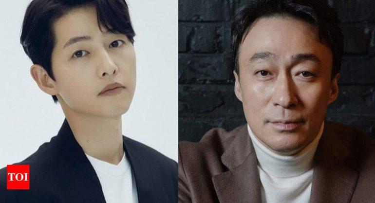 송중기, 이성민이 드라마 '재벌가의 막내아들' 출연을 확정 지었다.