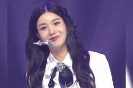전 아이즈원(IZ*ONE) 리더 권은비가 솔로 데뷔를 확정했다.  기절 팬 |  케이팝 영화 뉴스