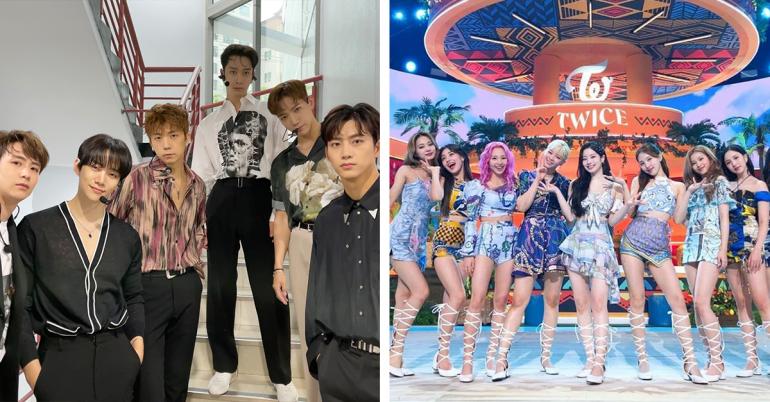 트 와이스, 2PM 케이팝 에이전시 JYP, NFT 침공 계획