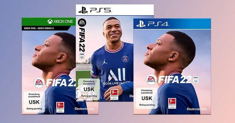 FIFA 22. Image via Techbleezer