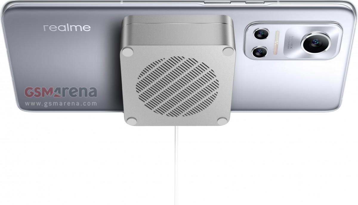 독점: Realme Flash는 자기 무선 충전 기능이 있는 최초의 Android 휴대폰입니다.