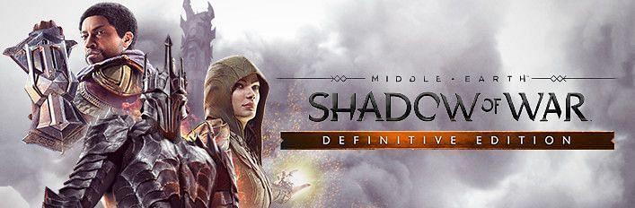 Steam의 미들 어스: 섀도우 오브 워 얼티밋 에디션