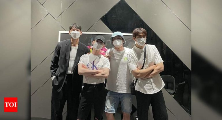 2AM의 조권이 데뷔 13 주년을 맞아 컴백을 확인 했나?     K-pop 영화 뉴스