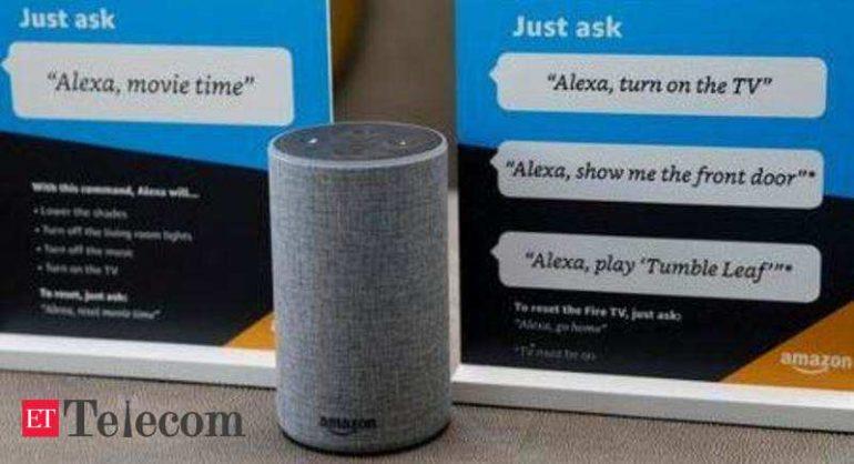 Amazon, 50가지 새로운 기능으로 Alexa에 새 생명 불어넣다, Telecom News, ET Telecom