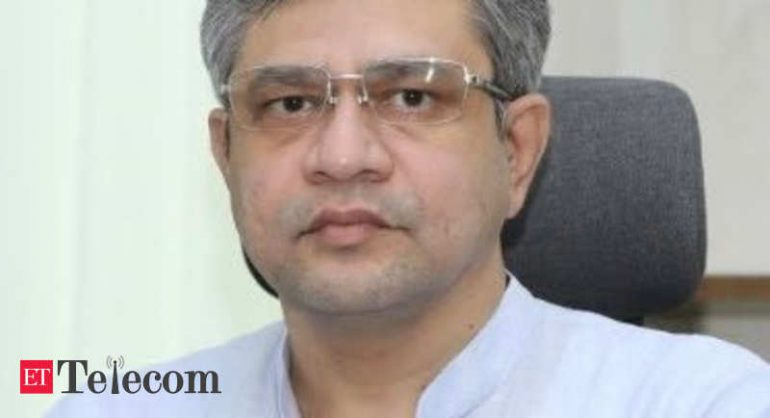 Ashwini Vaishnau는 새로운 통신 및 정보 기술 장관으로 Prasad를 대체합니다.  Chauhan이 통신부, 통신 뉴스, ET Telecom이 됨