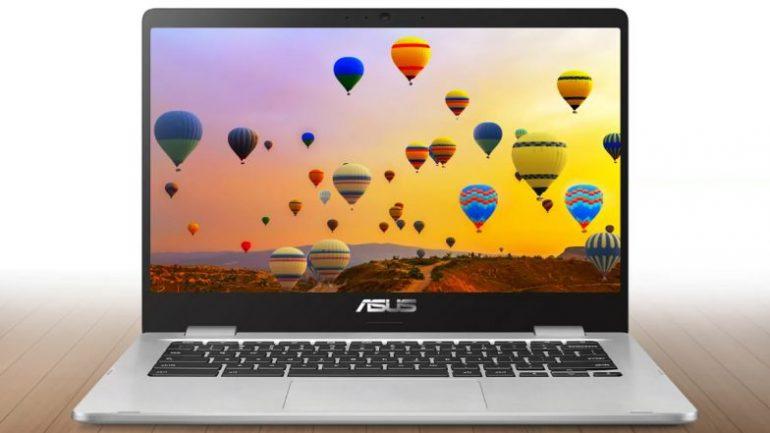 Asus, 인도에서 Rs 17,999부터 시작하는 6개의 Chromebook 출시
