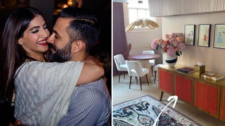 Sonam Kapoor와 Anand Ahuja의 런던 사무실은 작업 공간 이라기보다 집처럼 느껴집니다.  사진보기 |  볼리우드