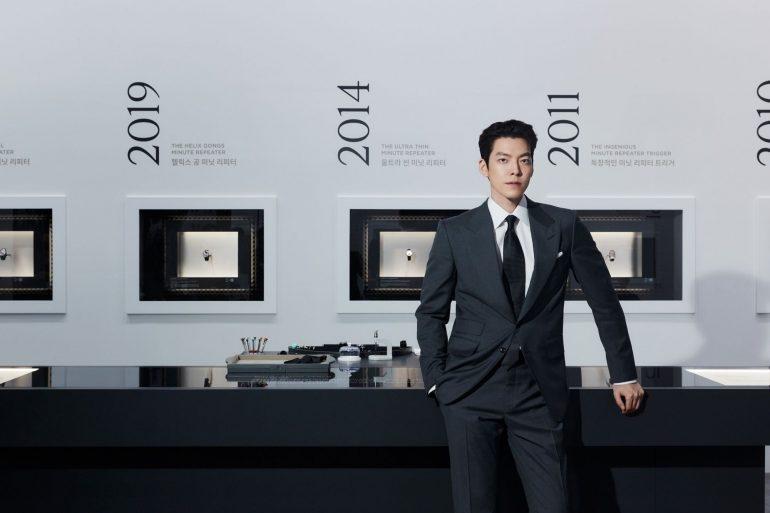 kim woo-bin on being jaeger-lecoultre's new ambassador