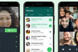 WhatsApp은 전화 회의 업데이트로 음성 소셜 트렌드에 합류할 것으로 보입니다.