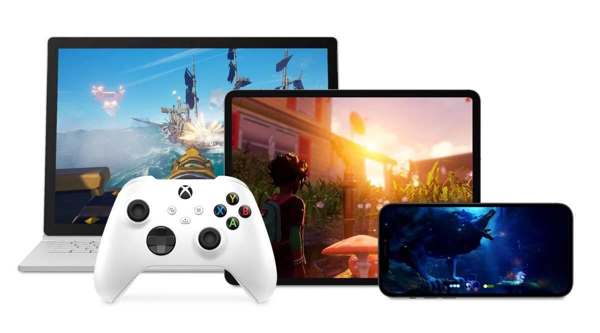 Xbox 클라우드 게임