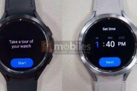 유출된 Galaxy Watch 4 Classic 이미지에는 삼성과 Google의 새로운 스마트워치 운영 체제에 대한 직접적인 모습이 포함되어 있습니다.