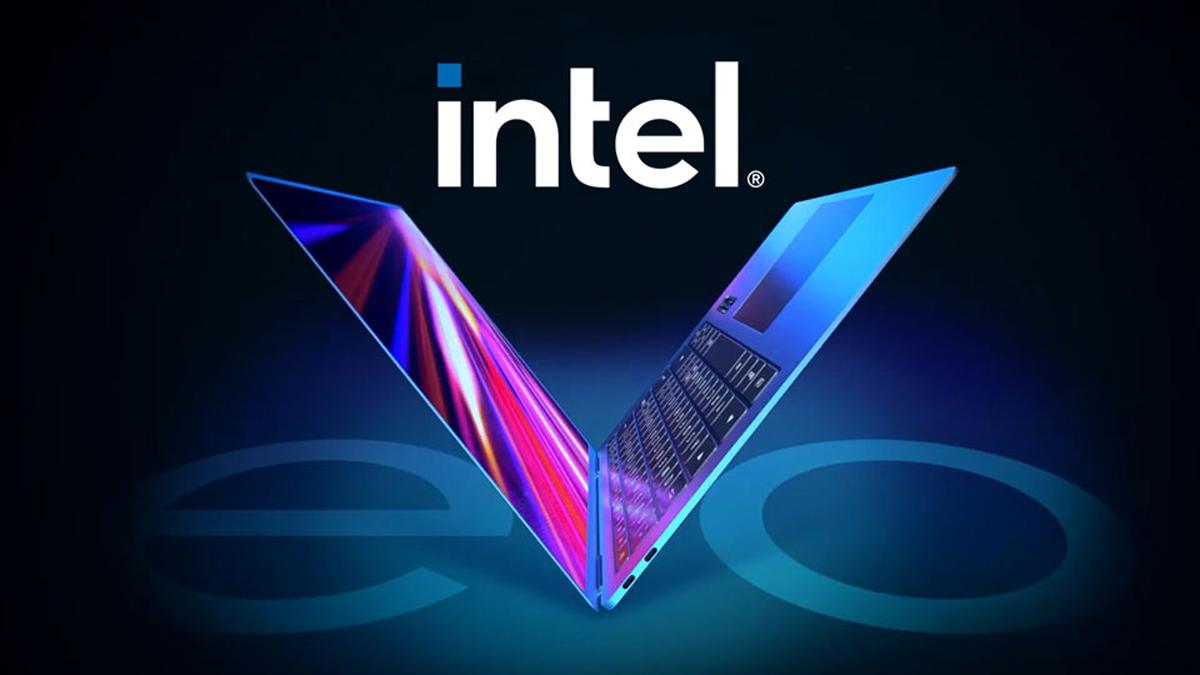 인텔 에보 노트북