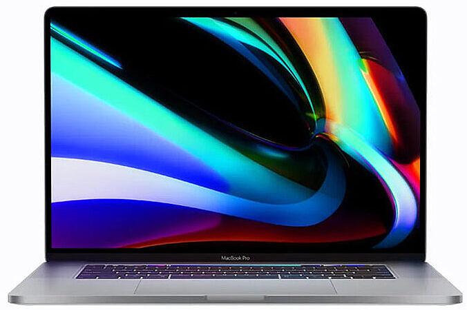 애플 맥북 프로 16
