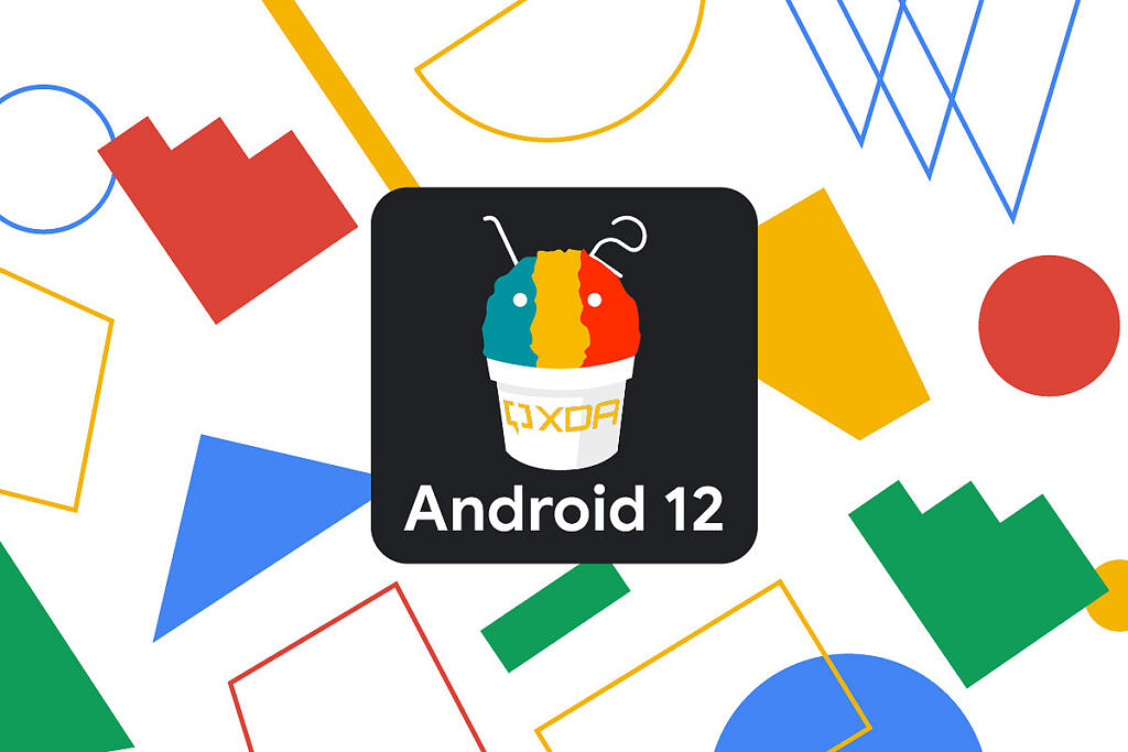 Android 12 스노우 콘 - 주요 이미지